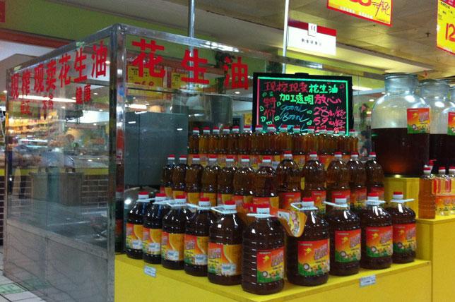 广西南宁市超市现榨现卖